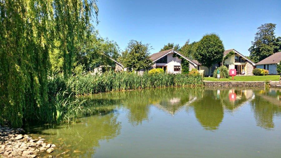 Lake at Ribby Hall Village