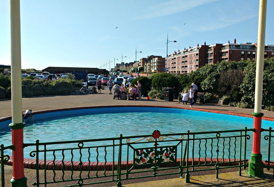 Paddling Pool at St Annes