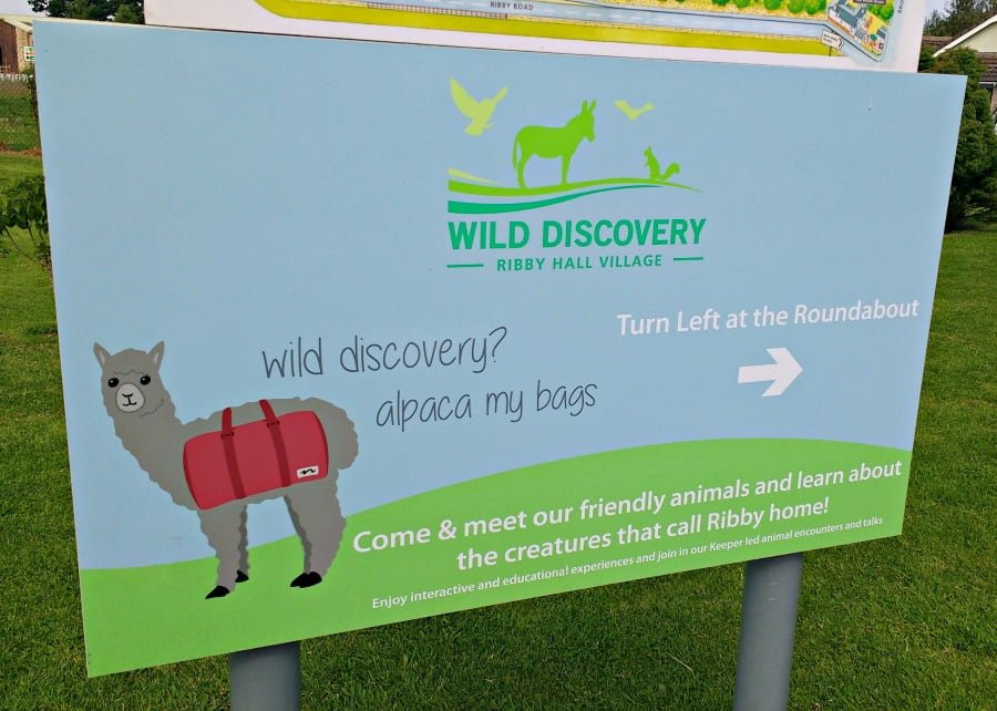 Wild Discovery Centre