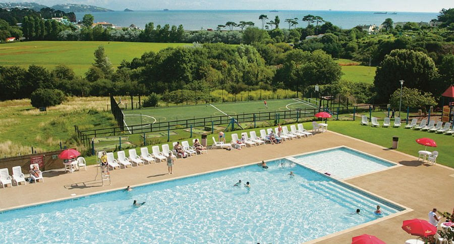 Hoburne Devon Bay - baby and toddler friendly places to stay in Devon
