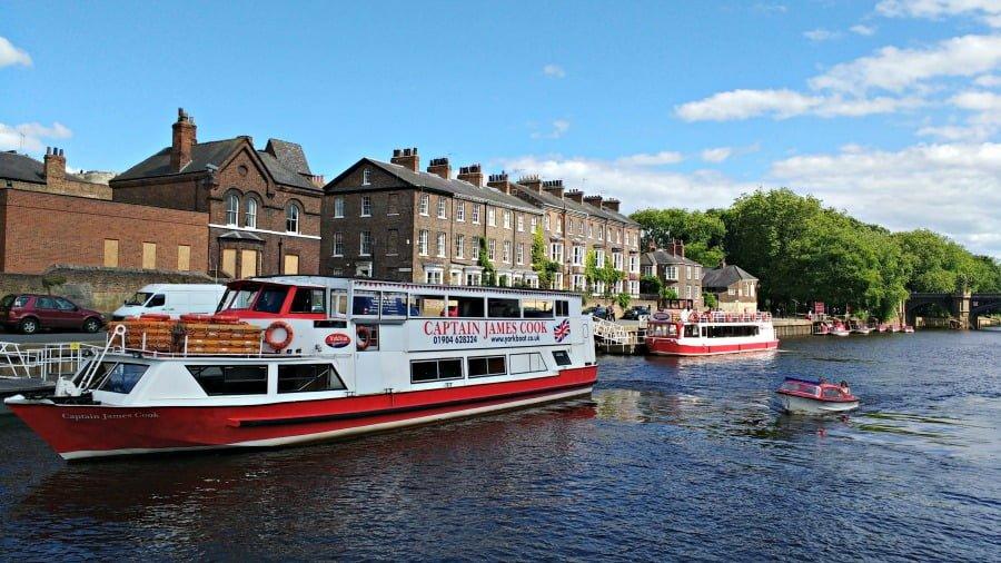 York Boat Cruise
