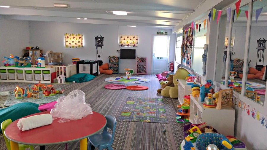 4 Bears Den - Creche At Moonfleet Manor