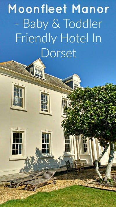 Moonfleet Manor - baby and toddler friendly hotel in Dorset