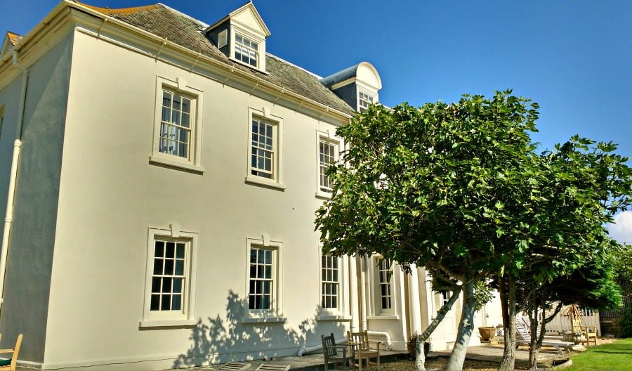 Moonfleet Manor - baby and toddler friendly hotel in Dorset