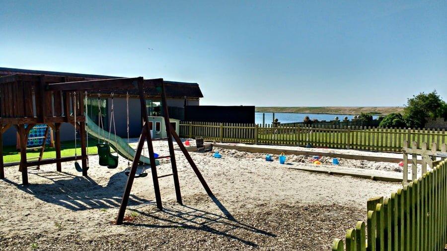 Playground at Moonfleet Manor