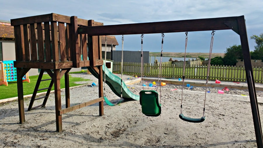 Playground at Monnfleet Manor