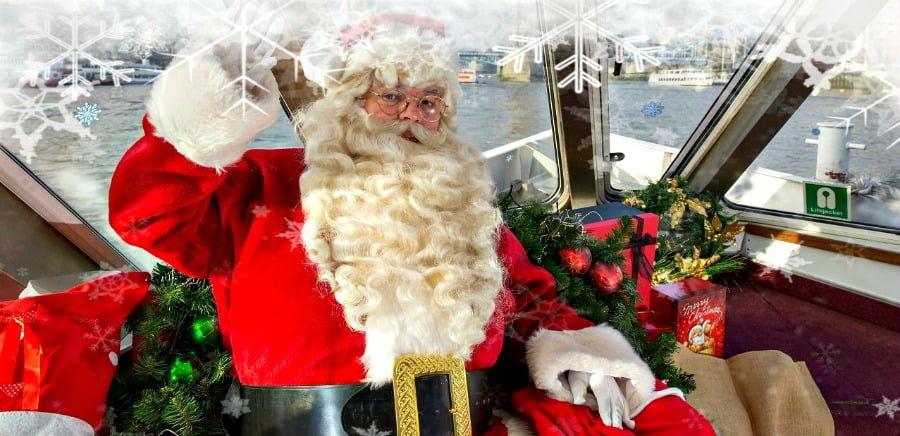 Santa Sail Poole
