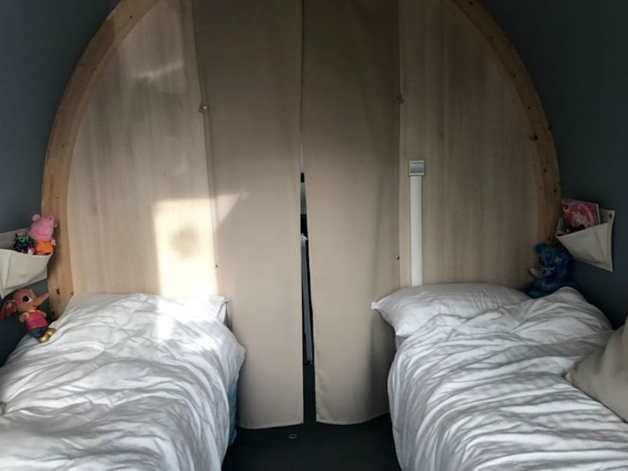 Premier Pod Oakdown Holiday Park