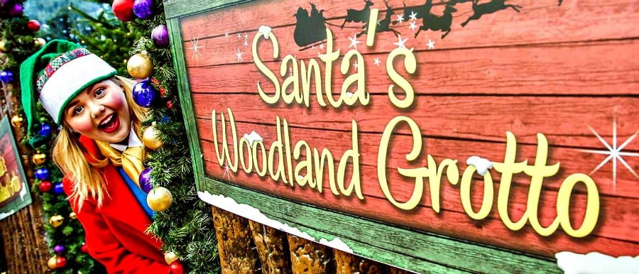 Santa Sleepover at Cbeebies Land