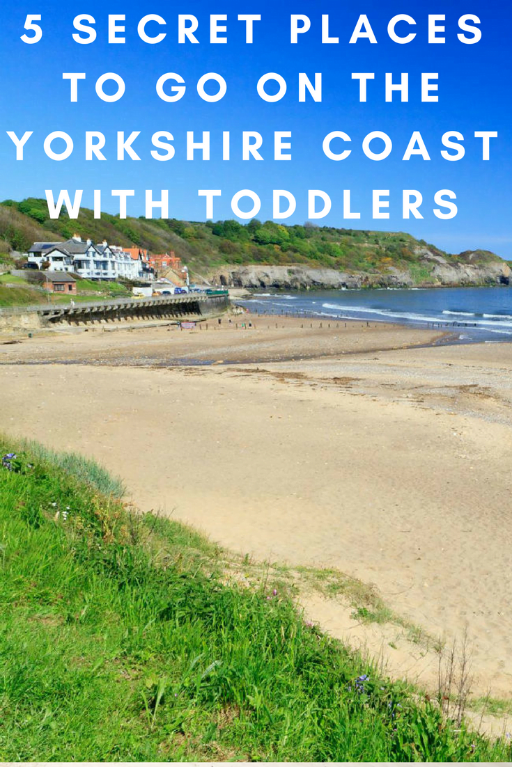 Places To Go On the Yorkshire Coast With Toddlers