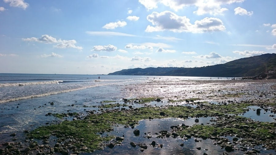 Charmouth Bay