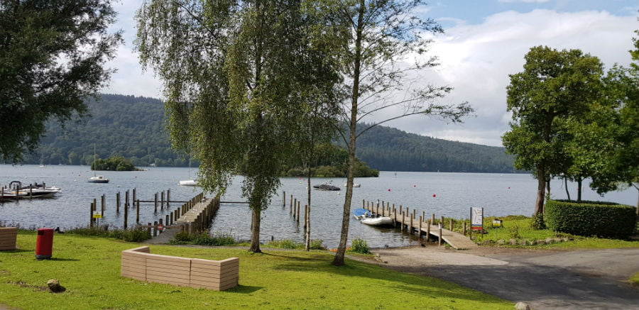 toddler friendly holiday park lake district