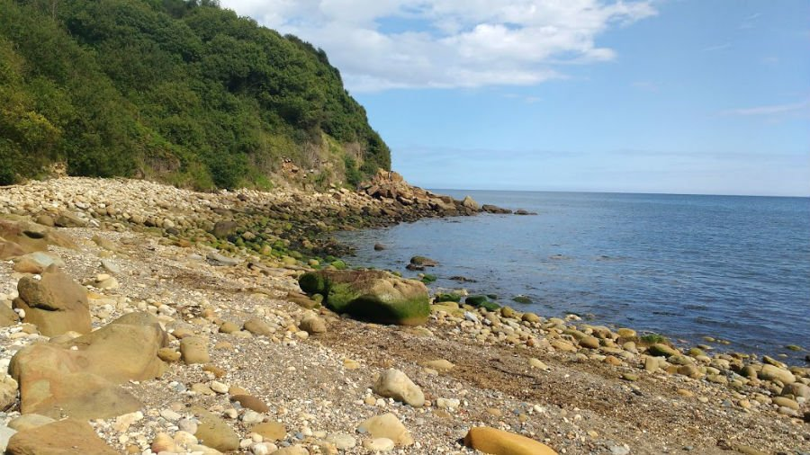 Yorkshire Coast With Toddlers