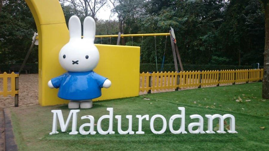 Playground at Madurodam