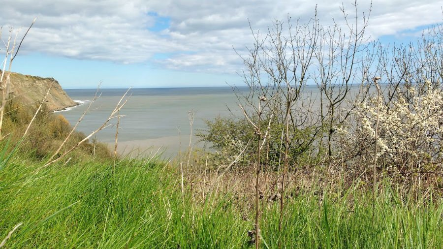 Robin Hoods Bay - places for toddlers at the yorkshire coast