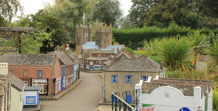 Wimborne Model Village - things to do in Dorset with toddlers
