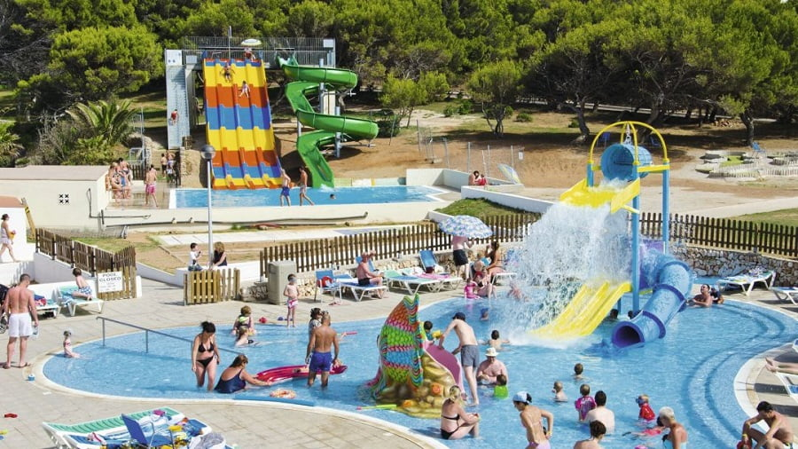 toddler friendly hotel menorca