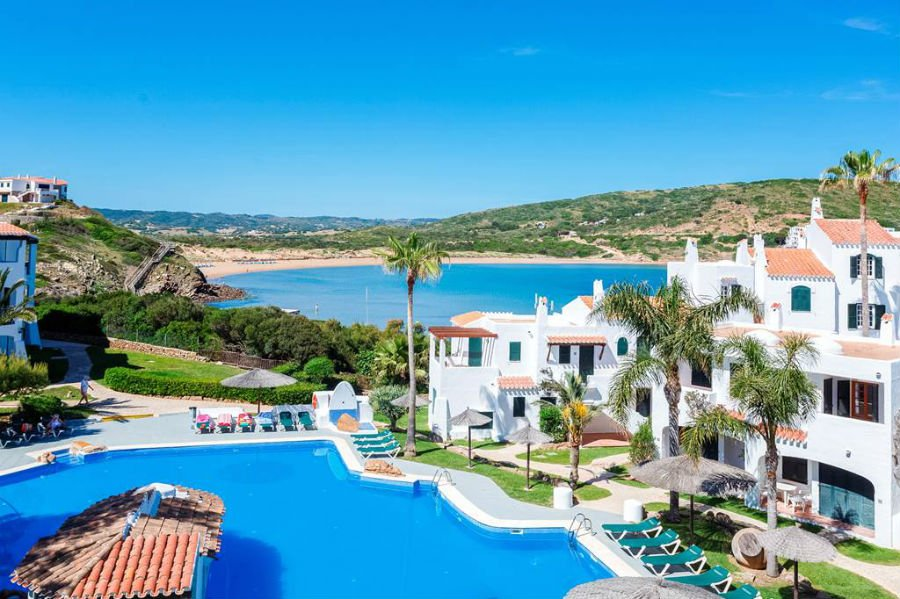 baby and toddler friendly hotels in menorca