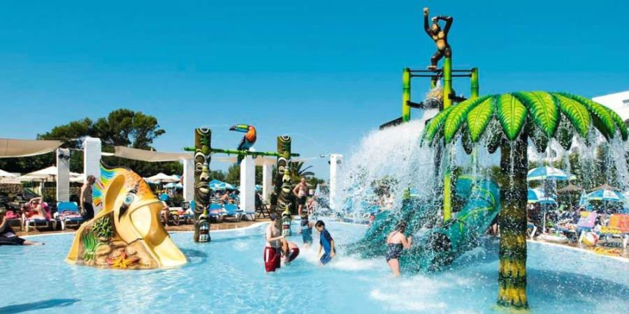 Hotel Victoria Playa - baby and toddler friendly hotel in Menorca