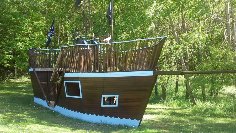 Pirate Ship at Pagel
