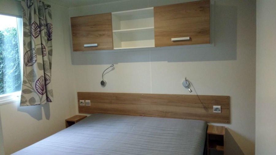 Eurocamp Avant Main Bedroom