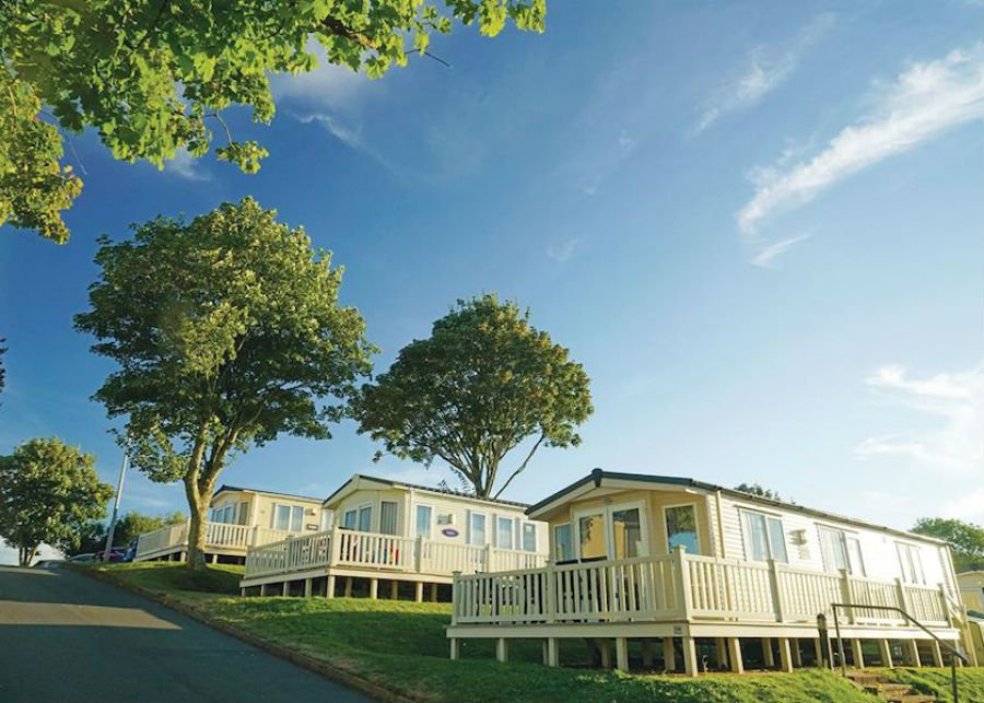 baby and toddler friendly holiday park in devon