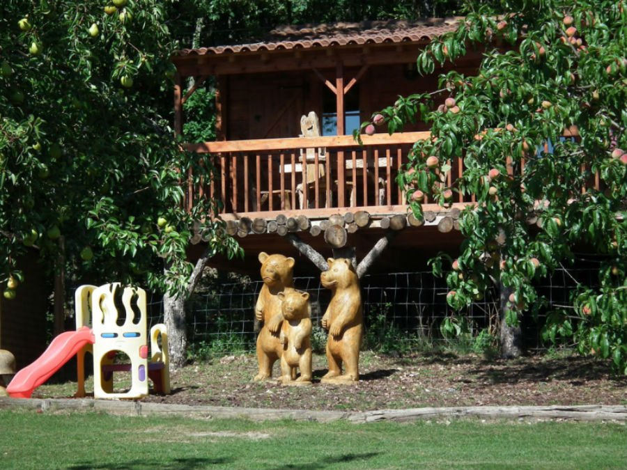 Goldilocks Cottage at Pagel Gites