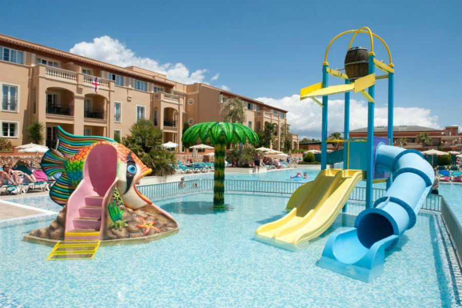 Holiday Village Menorca - hotel for toddlers in Menorca