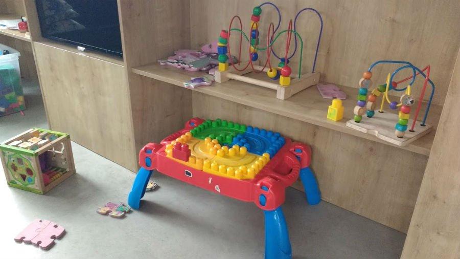 Kids Play area at Oma Toos