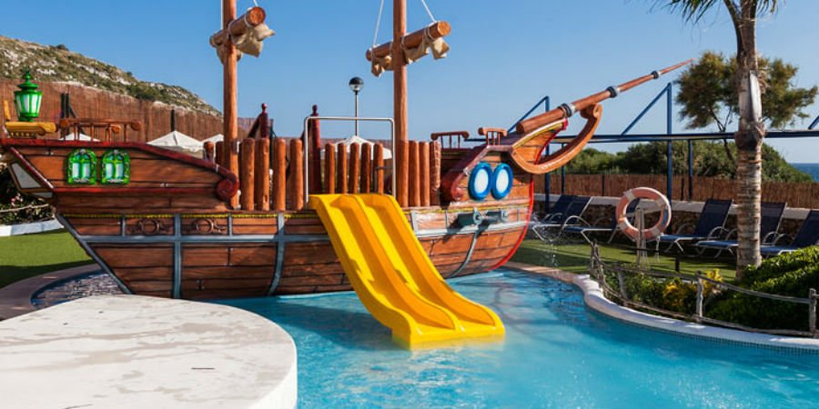 Royal Son Bou - hotel for toddlers in Menorca