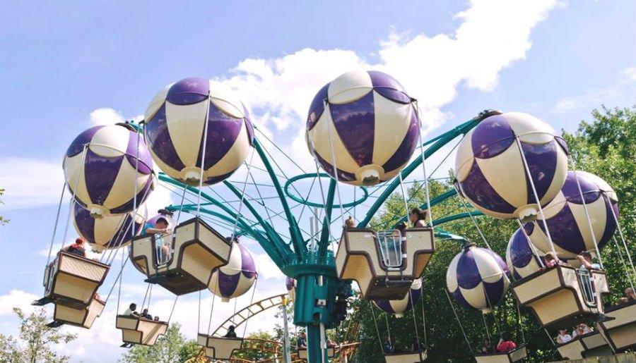 Gulliver's World - toddler theme park in the UK