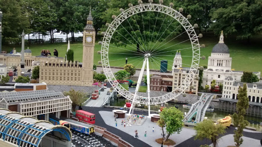 Legoland for toddlers