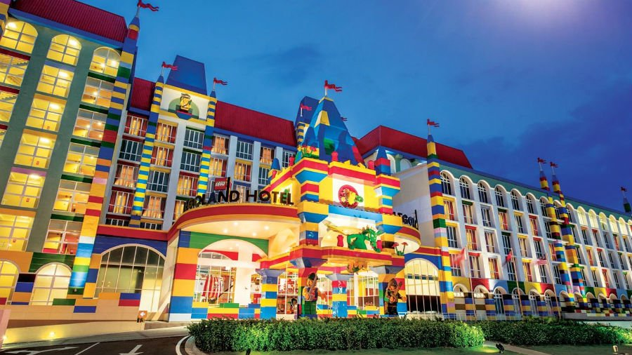 Legoland Hotel - theme park for toddlers