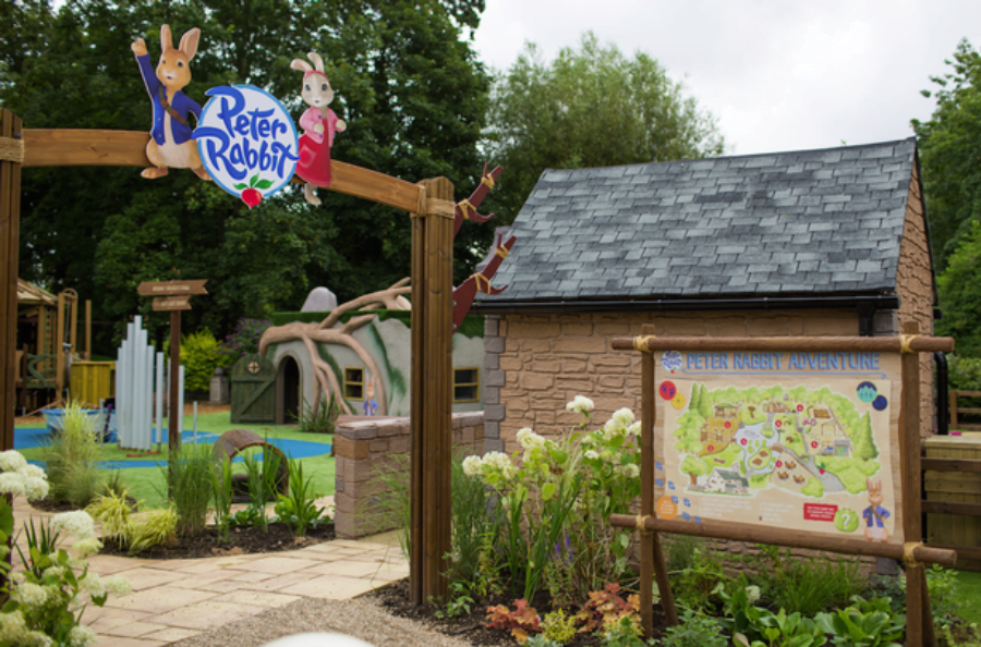 Peter Rabbit Adventure Land Flamingo Land