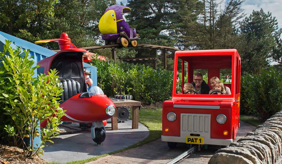 Cbeebies Land - theme park for toddlers in the UK