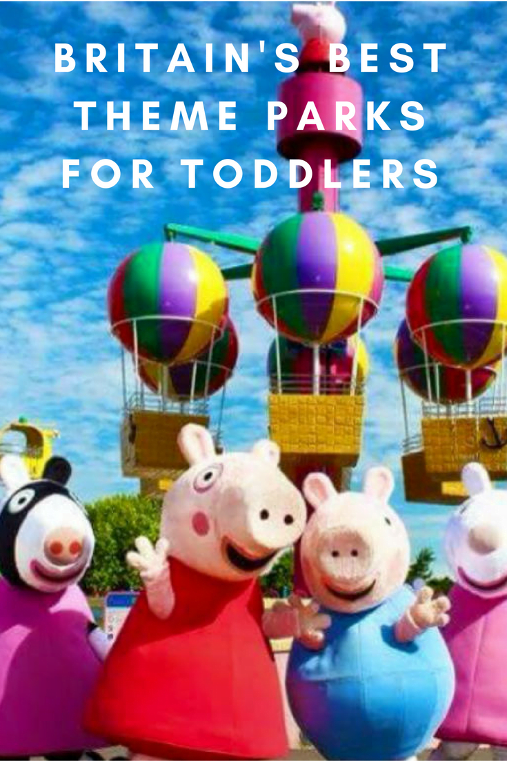 Theme Park for Toddlers