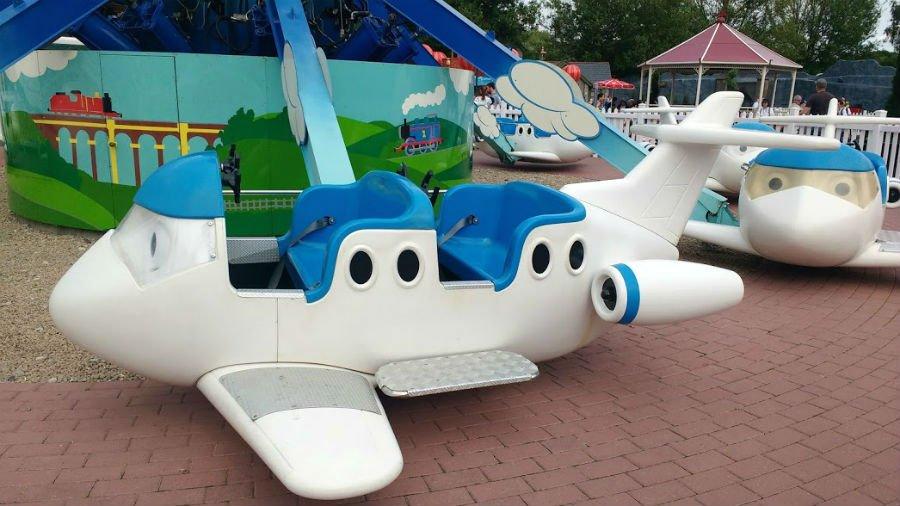 Thomas Land - toddler friendly theme park in the UK