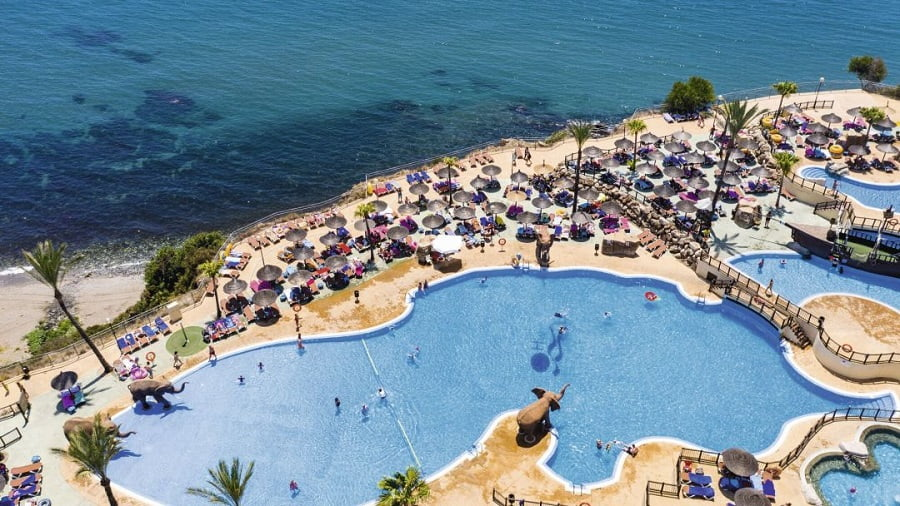 holidays for babies and toddlers in the costa del sol