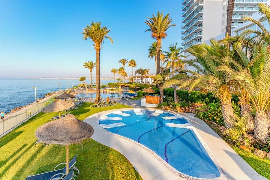 baby and toddler friendly hotel in costa del sol