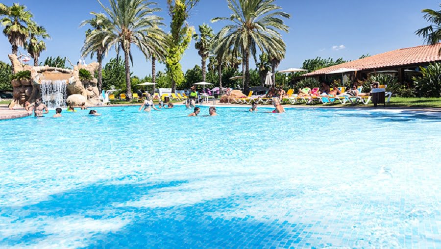 baby and toddler friendly campsite in the costa dorada