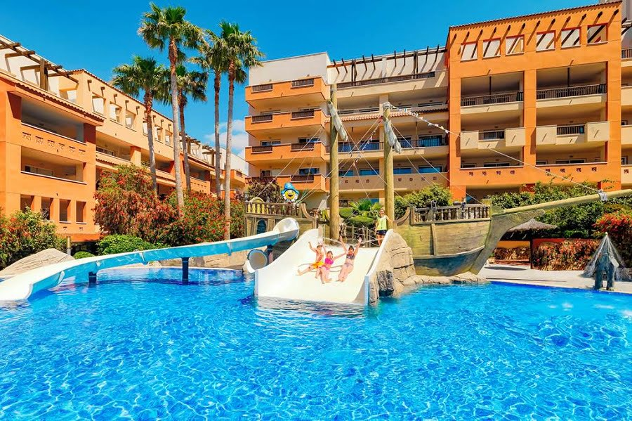 baby and toddler friendly place to stay in the costa dorada