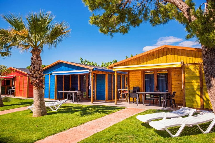 baby and toddler friendly campsite spain