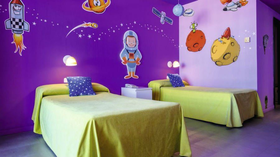 baby and toddler friendly hotel in spain