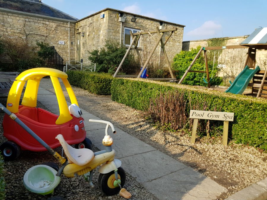 holidays for babies and toddlers in the cotswolds