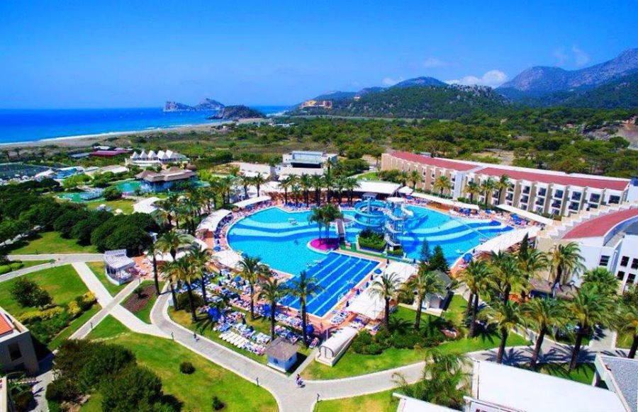 TUI Blue Tropical - baby and toddler friendly hotel in Turkey