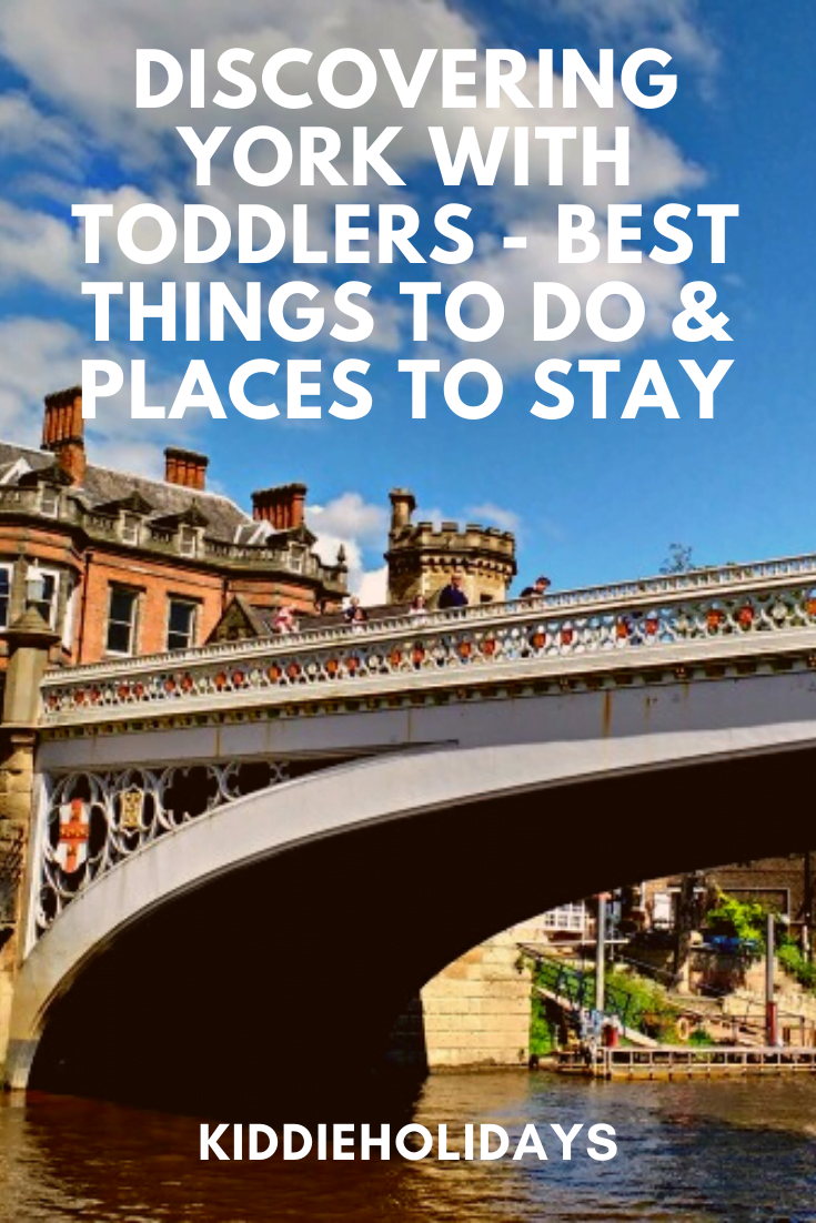 york with toddlers