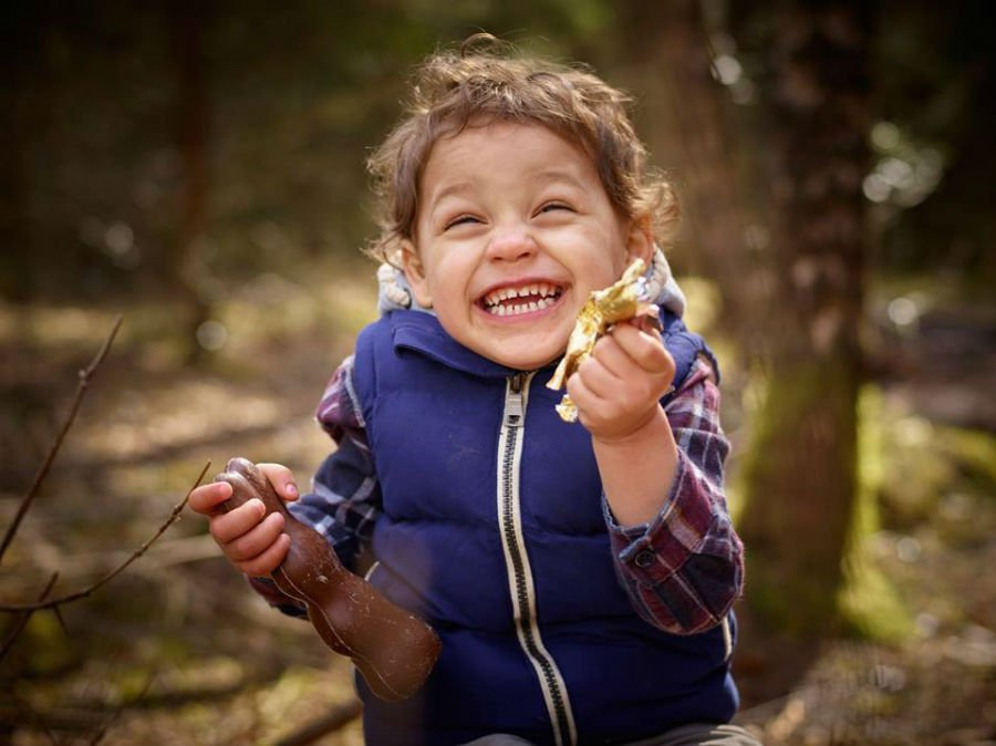 Forest Holidays with toddlers
