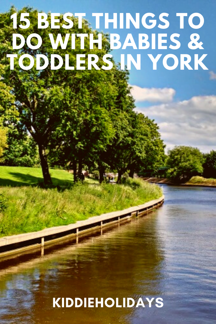 best things to do with babies and toddlers in york