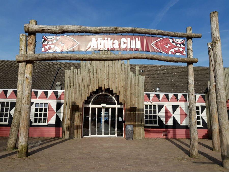 Afrika Club at Beekse Bergen
