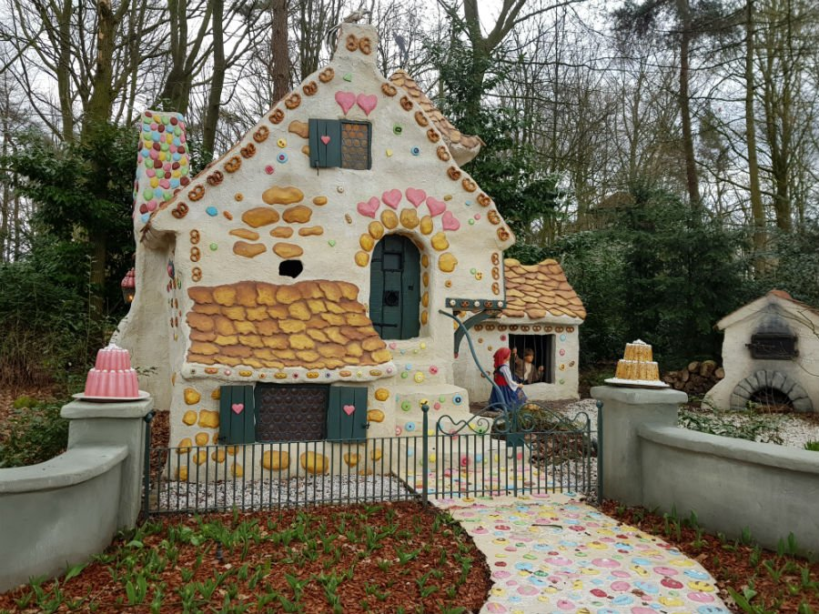 Hansel and Gretel's Cottage